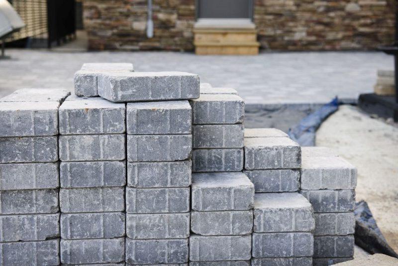 materiał dla firmy budowlanej